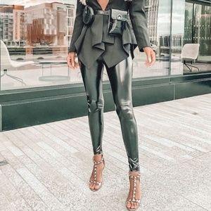 ANGELIKA Black Leggings